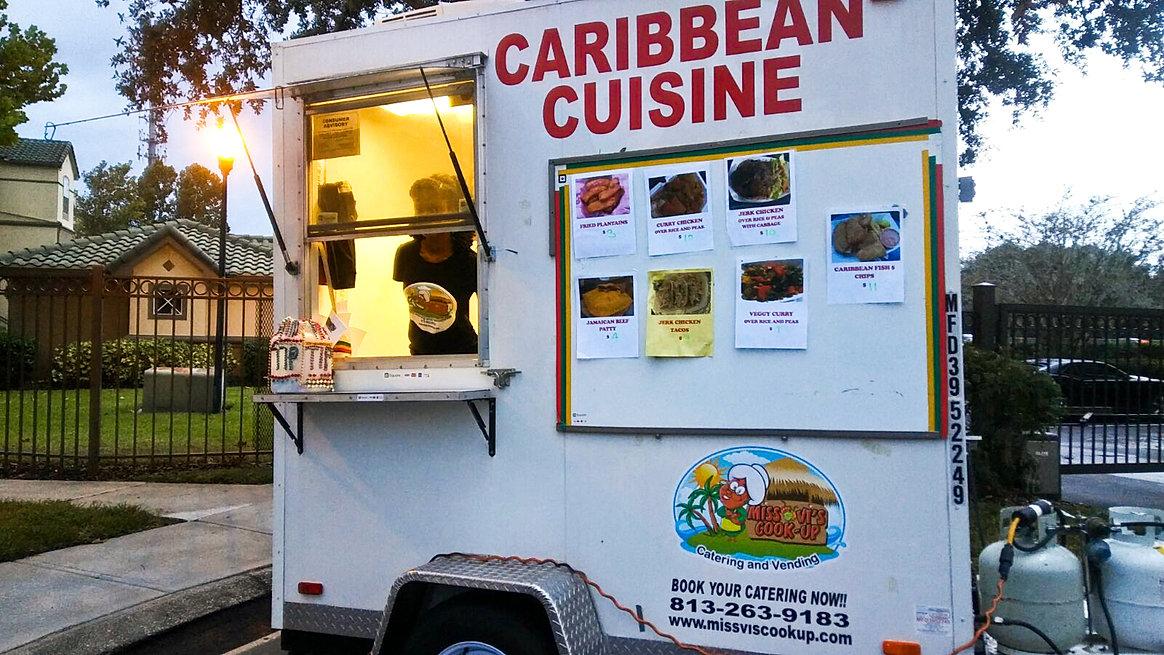 Caribbean Catering: Caribbean Food Catering - Menu
