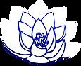 white lotus icon