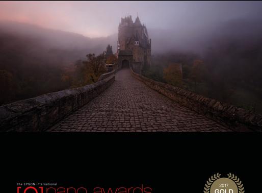 EPSON International Panorama Awards Auszeichnungen