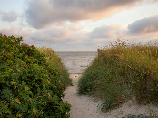 Landschaftsfotografie auf der Nordseeinsel Föhr