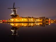 Windmill Mirroring | Order Print