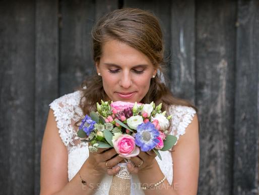 Hochzeitsreportage einer kirchlichen Trauung in Kranenburg
