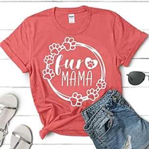 Fur Mama (white)