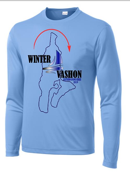 Vashon Sailing Shirt Long Sleeve