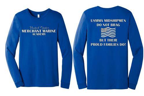United States Merchant Marines Long Sleeve