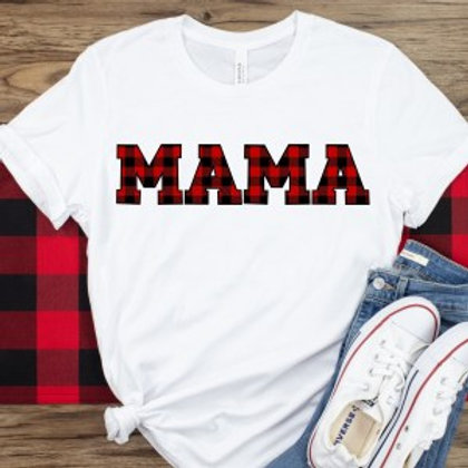 Mama (plaid)