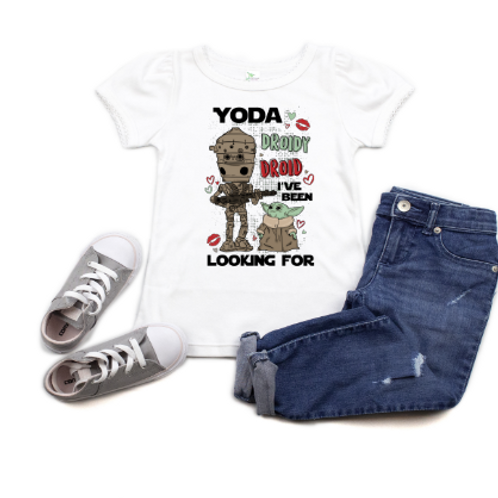 YODA DROIDY DROID I've been looking for