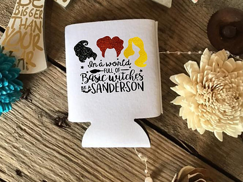 In a world full of basis witches be a Sanderson
