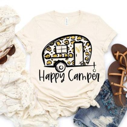 Happy Camper (leopard)