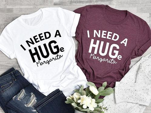 I need a HUGe Margarita (black OR white ink)