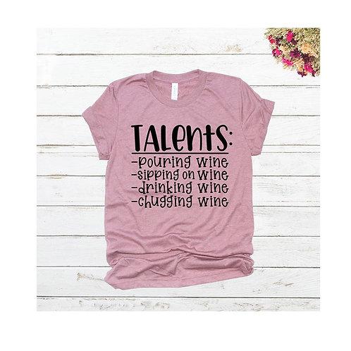 Talents (wine)