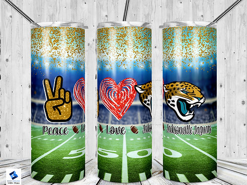 Peace Love Jaguars
