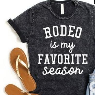 Rodeo is my favorite season