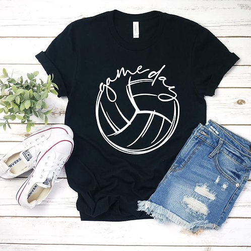 Game Day Volleyball