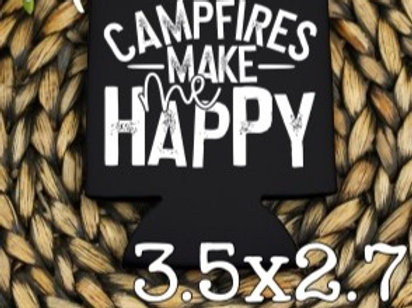 Campfires Make Me Happy