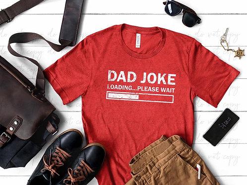 Dad Joke Loading...please wait