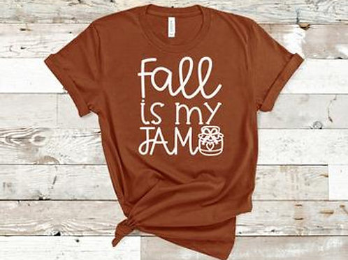 Fall is my Jam