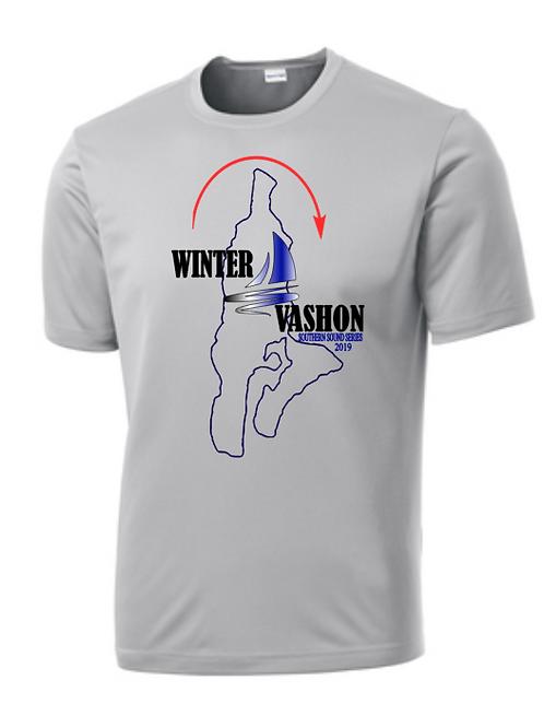 Vashon Sailing Shirt Short Sleeve (Unisex and Ladies Cut)