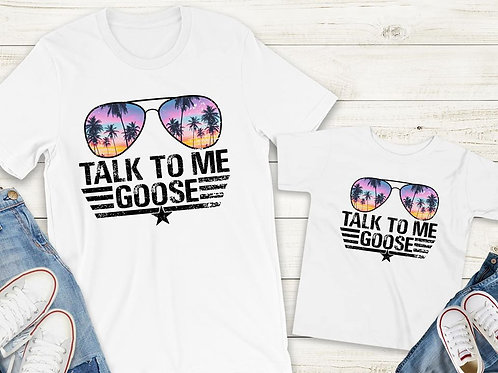 Talk to me Goose (Colored-Adult Only)