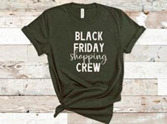 Black Friday Shopping Crew