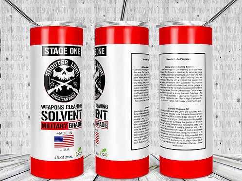 Weapons Cleaning Solvent