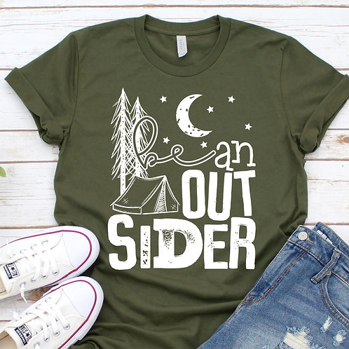Be an outsider