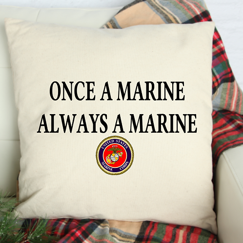 Marine Pillow Cover
