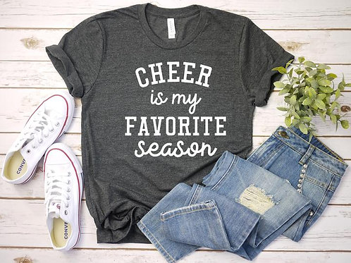 Cheer is my favorite season