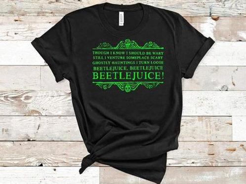 Beetlejiuce!