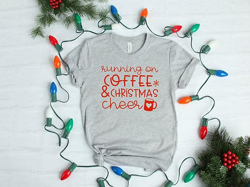 Running on coffee and Christmas cheer