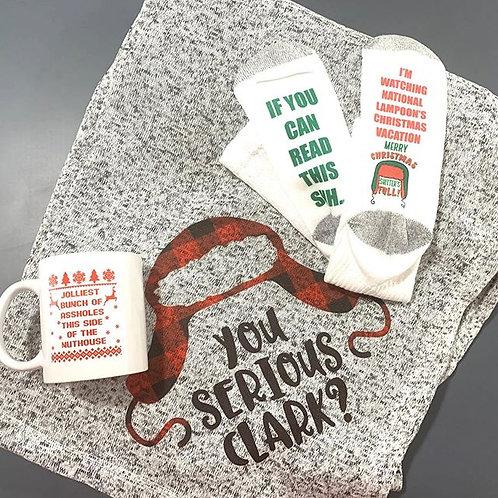 You Serious Clark Gift Set