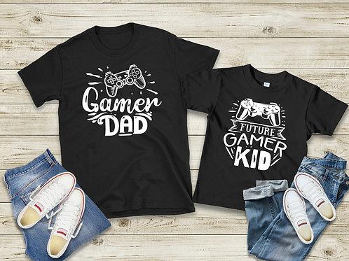 Gamer Dad/Future Gamer Kid