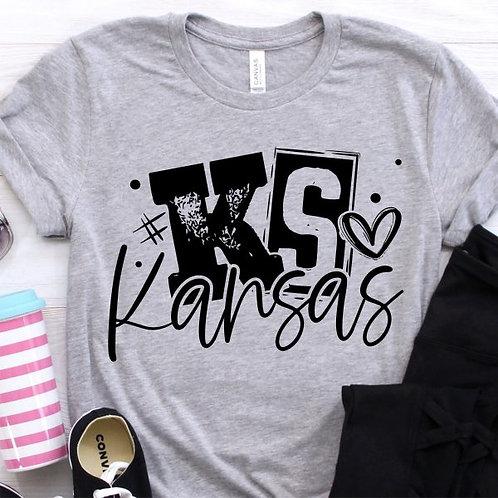 KS-Kansas