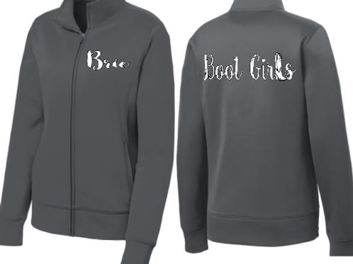 Boot Girl Jacket (Grey)