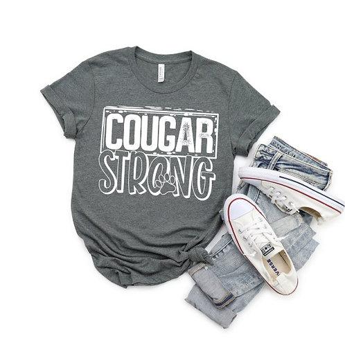 Cougar Strong