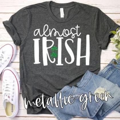 Almost Irish