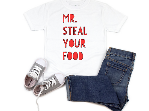 Mr. Steal Your Food (YOUTH)