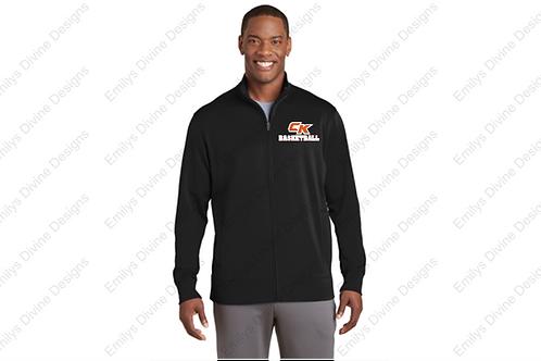 CK Basketball Full Zip Jacket (Unisex Cut)