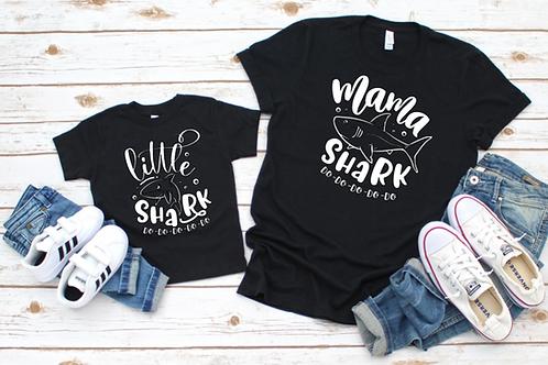 Mama Shark Set