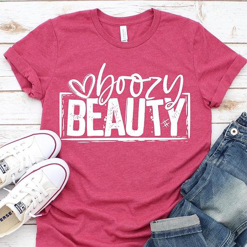 Boozy Beauty