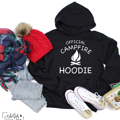 Official campfire hoodie (please see note below to order)