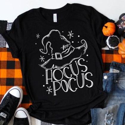 Hocus Pocus (white ink)