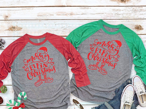 Merry Elfin' Christmas