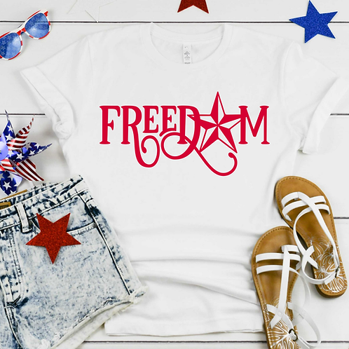 Freedom (red ink)