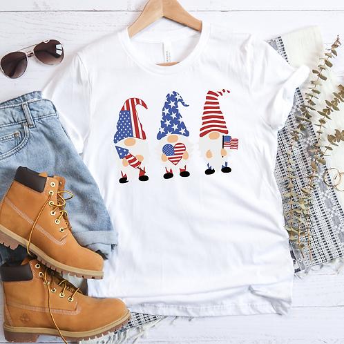 Patriotic Gnomes