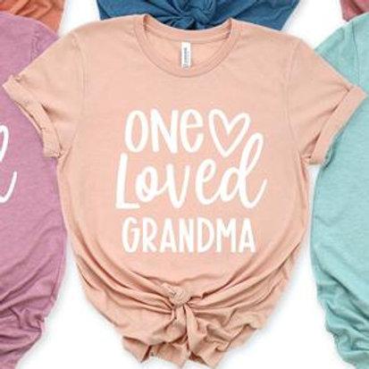 One loved Grandma