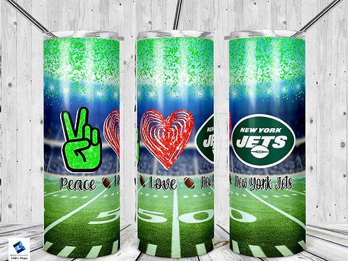 Peace Love Jets