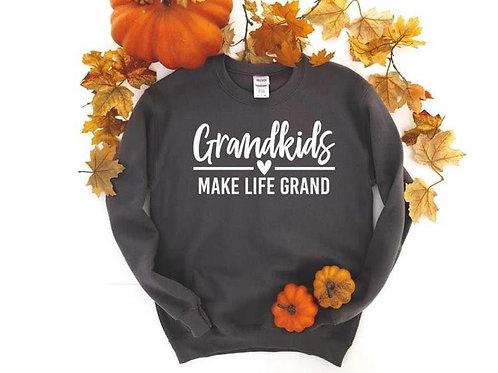 Grandkids make life grand