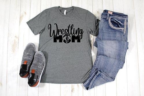 Wrestling Mom (Black Ink)