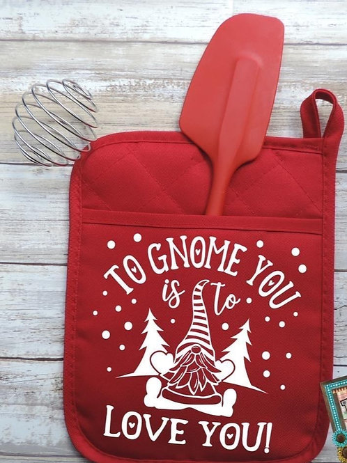 To Gnome you is to love you